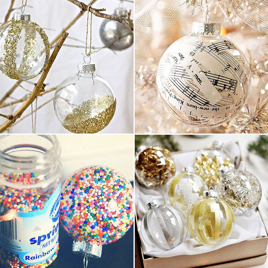 24 Diy Glass Ball Ornaments To Make Your Tree A Wintry Wonder Glass Ball Ornaments Glass Ornaments Diy Glass