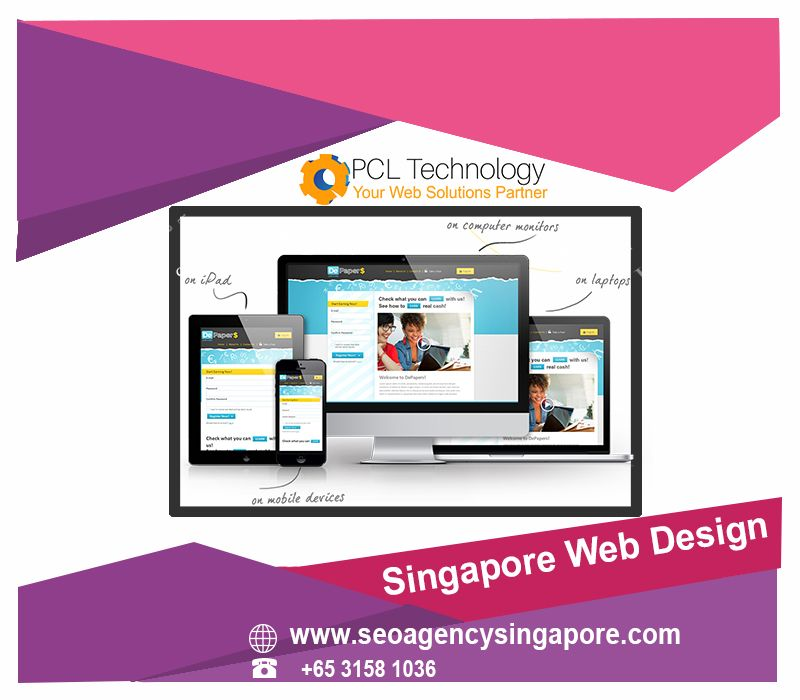 Seo Agency Singapore Has A Great Team Of Expert Web Designers Developers Programmers Who Have Worked Professional Website Design Web Design Website Design