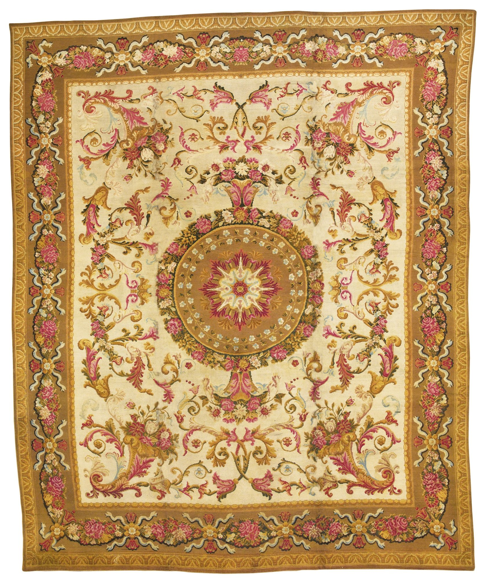 Lot 95 Sotheby S Rug And Carpet George Iii Axminster England