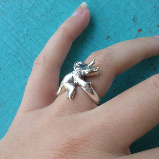 Rings by XanneFran on Etsy