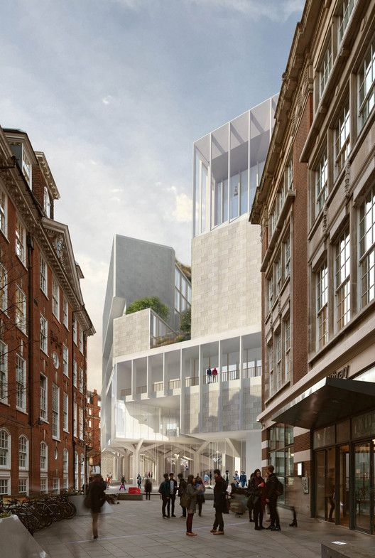 Gallery Of Grafton Architects See Off Stellar Competition To