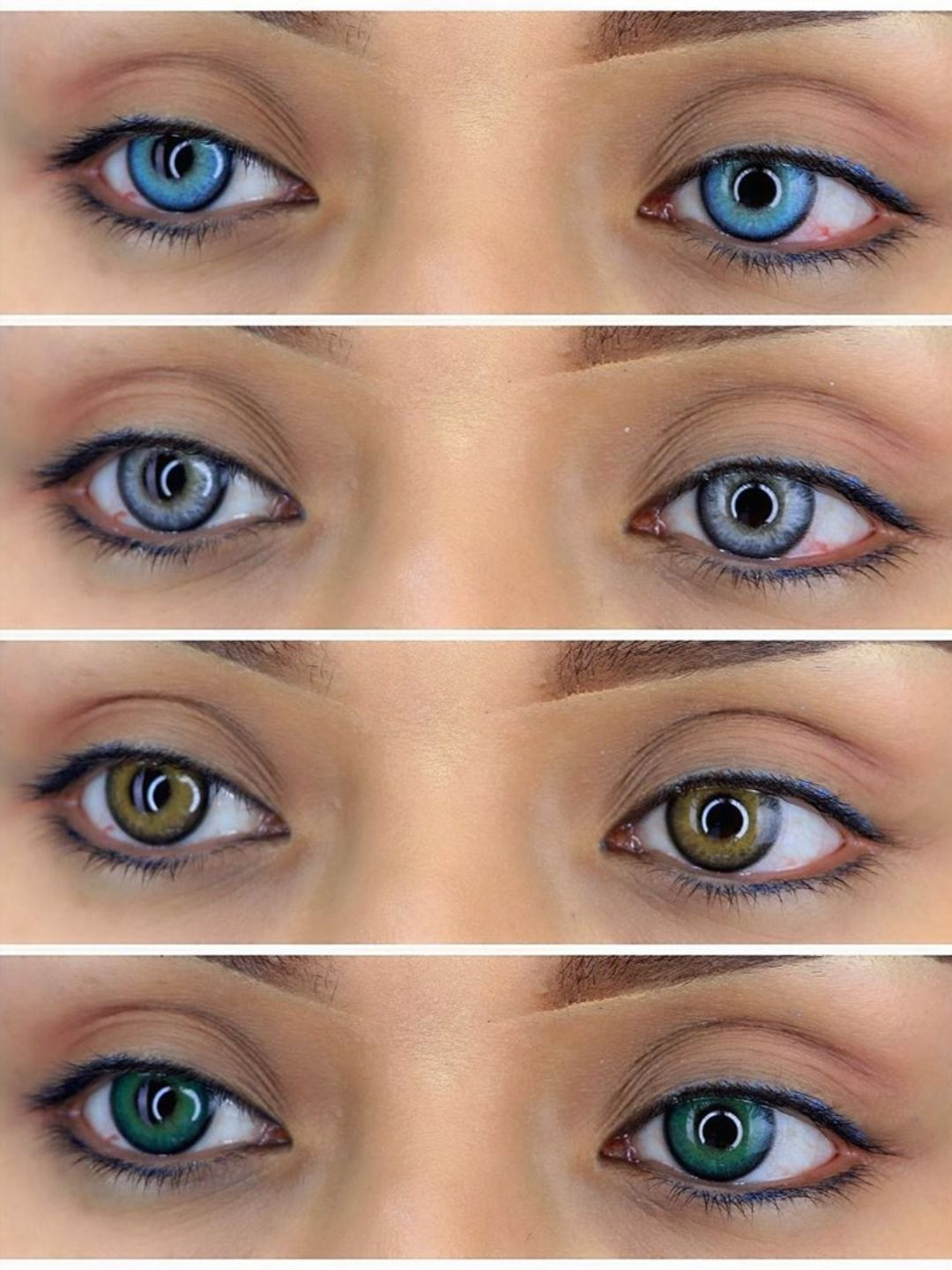 Ttdeye New Arrival Best Contacts For Any Color Contacts Colored Eye Contacts Eyeliner For Hooded Eyes Colored Contacts She cries in horror but lithop tries to stay calm and says. colored eye contacts eyeliner