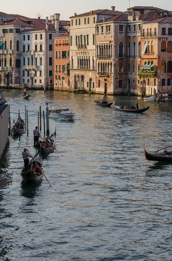 All things Europe - Venise (by Dan Moran)