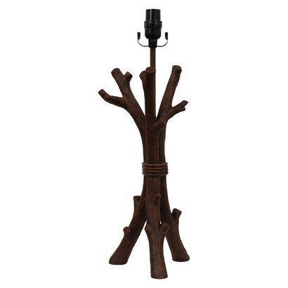 Threshold™ Triple Tree Branch Lamp Base - Brown Large   Baby ...