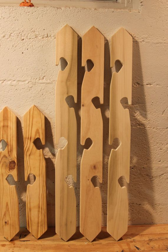 Wooden Flower Pot Hanger By Blackstonestudios On Etsy