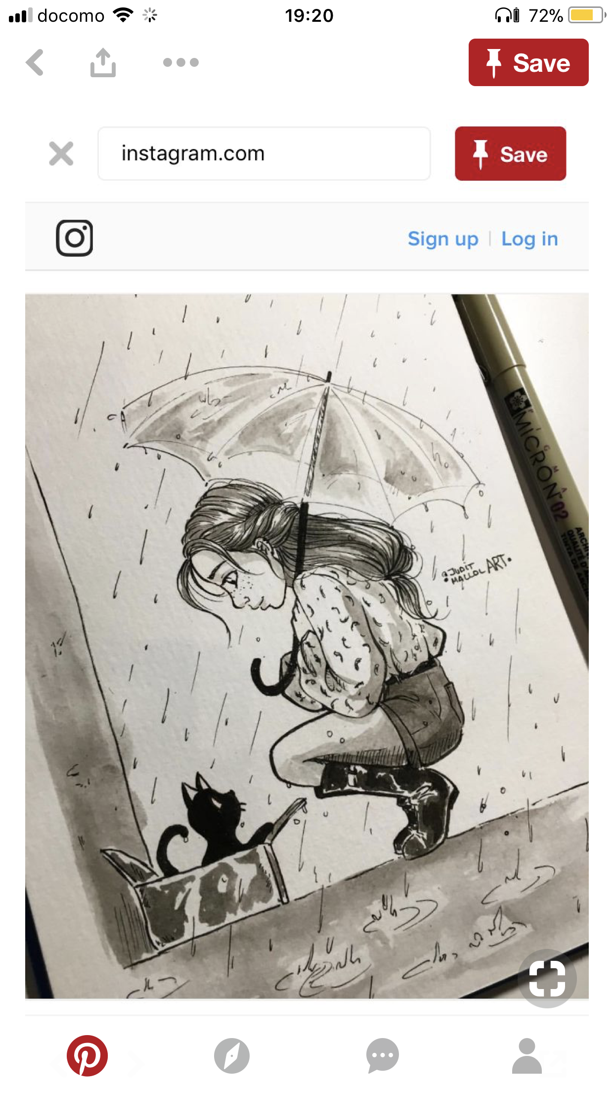 Kindness on a rainy day drawing in pinterest drawings