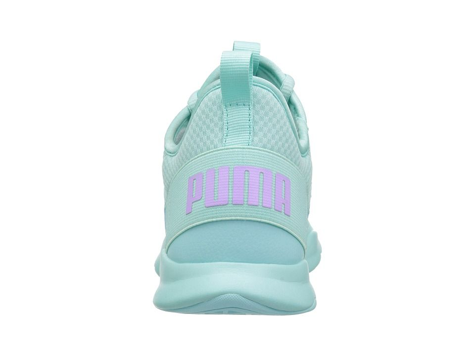 cd35ee8003ad Puma Kids Puma Dare Trainer (Big Kid) Girls Shoes Island Paradise Purple  Dares