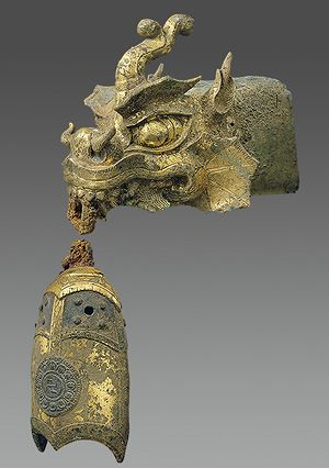 Dating brons artefakter