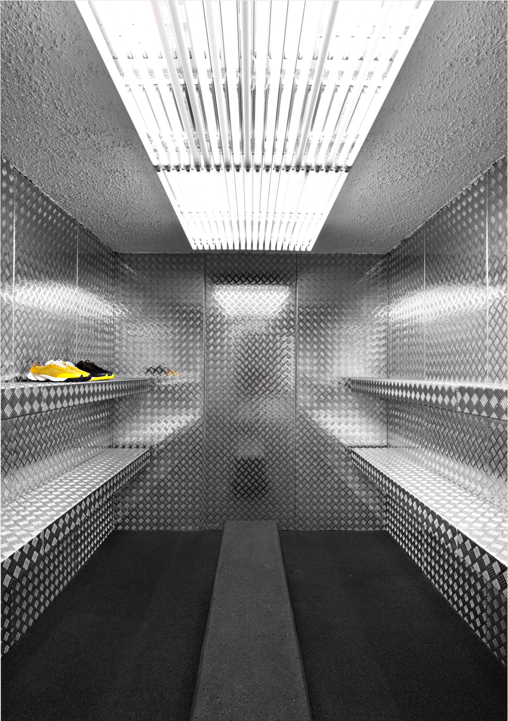 4358e8cdb71a Gothenburg  Axel Arigato store opening – superfuture © Axel Arigato ...