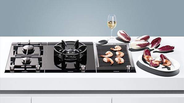 Siemens Domino Hobs Offer True Flexibility Not Just With Cooking But With  Kitchen Design. Create