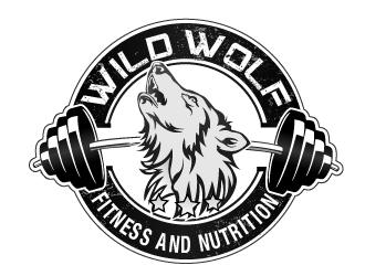 Wild Wolf Fitness And Nutrition Logo Design 48hourslogo Com Nutrition Logo Fitness Nutrition Nutrition Logo Design