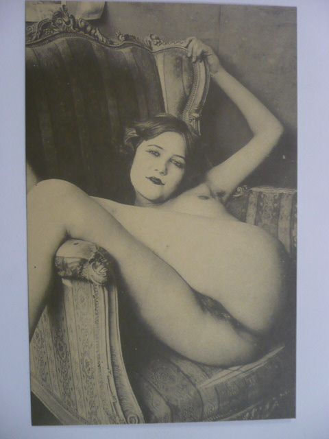 postcards erotic Vintage