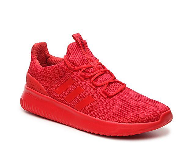 db4b21f608c Men NEO Cloudfoam Ultimate Sneaker - Men s -Red Adidas Neo