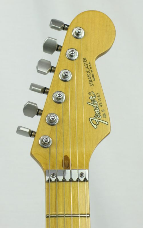 1988 e series american fender stratocaster plus with maple neck three gold lace sensor pick ups. Black Bedroom Furniture Sets. Home Design Ideas