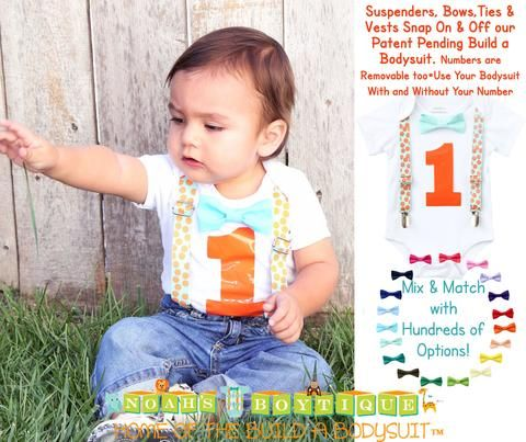 d13930806 Boys First Birthday Outfits Orange and Mint– Noah s Boytique   firstbirthdayoutfit  babyboyclothes