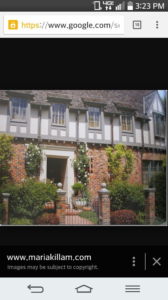 Pin By Julie Metz On Shire Brick Exterior House Tudor House Exterior Tudor Exterior Paint