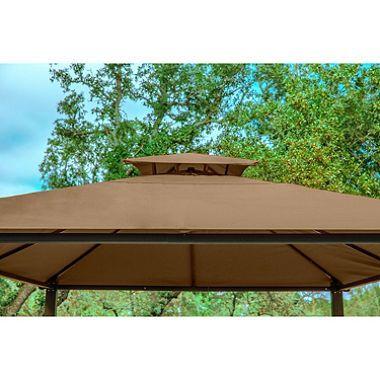 STC Santa Barbara Soft Top Gazebo - 11' x 15' | Gazebo ...