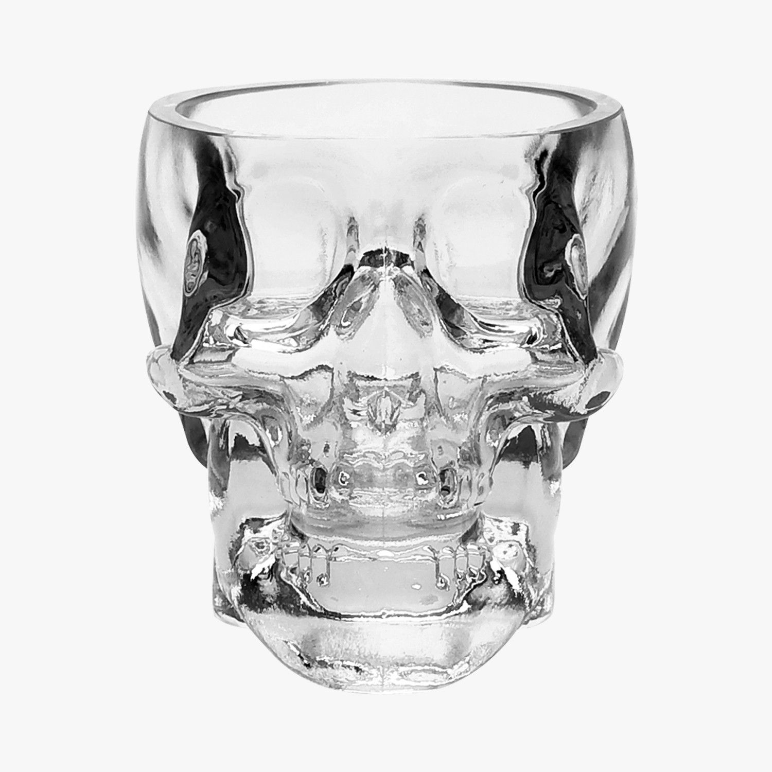 Verre à shot Crystal Head Crystal Head Find this product on Bon ...