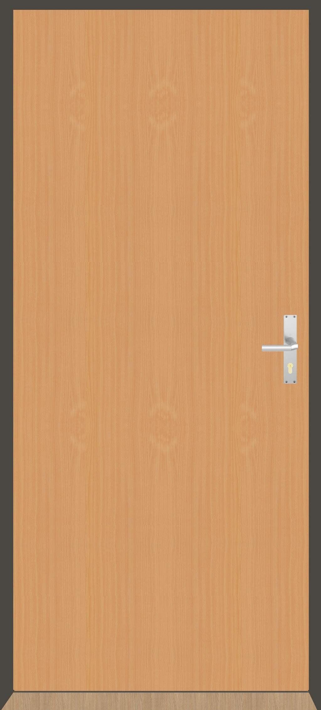 Fire door surface CPL laminate BUK