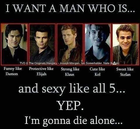 Yes I So Am Vampire Diaries Funny Vampire Diaries Quotes