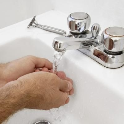 How To Fix Water Pressure In A Bathroom Sink Bathroom Faucets Bathroom Sink Sink