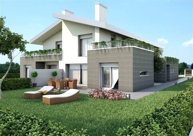 Risultati immagini per case moderne esterno esterni nel for Immagini case moderne