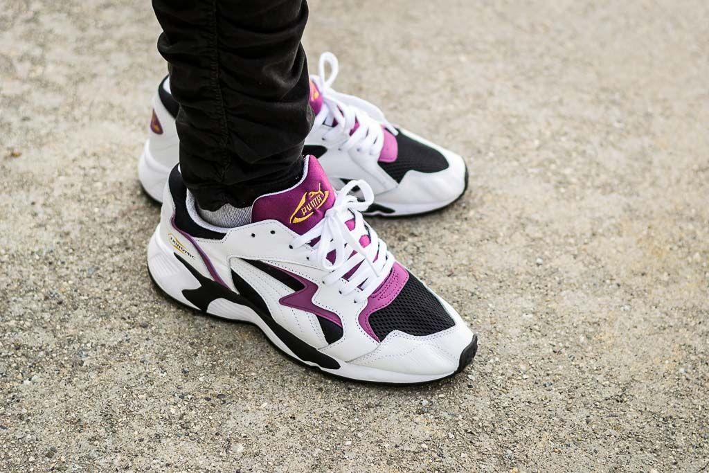 Puma Prevail OG Grape On Feet Sneaker Review Sneakers