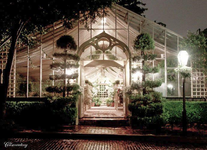 The Conservatory Wedding St Louis Wedding Venues Cheap Wedding Reception Venues Garden Wedding Venue