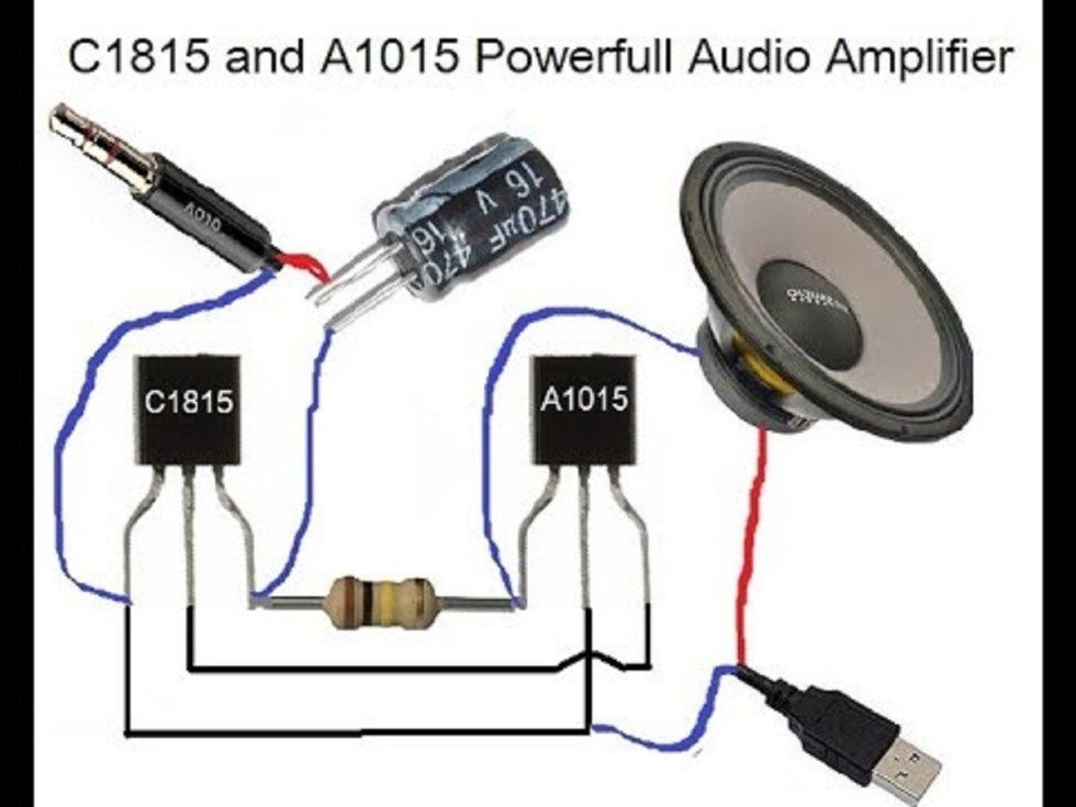 C1815 Transistor Introduction - C1815 is a widely used ...