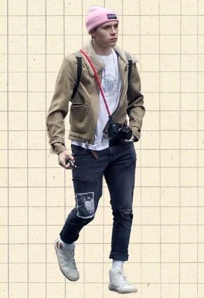 c2706f787f6940 1,159 BROOKLYN BECKHAM IS BACK | Fashion !!! Men's !!! | Brooklyn ...