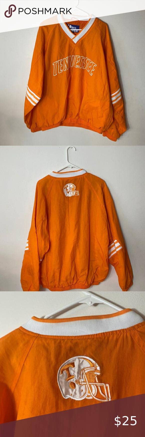 Tennessee Vintage Orange Pro Layer Pullover Pullover Sweatshirt Shirt Clothes Design [ 1740 x 580 Pixel ]