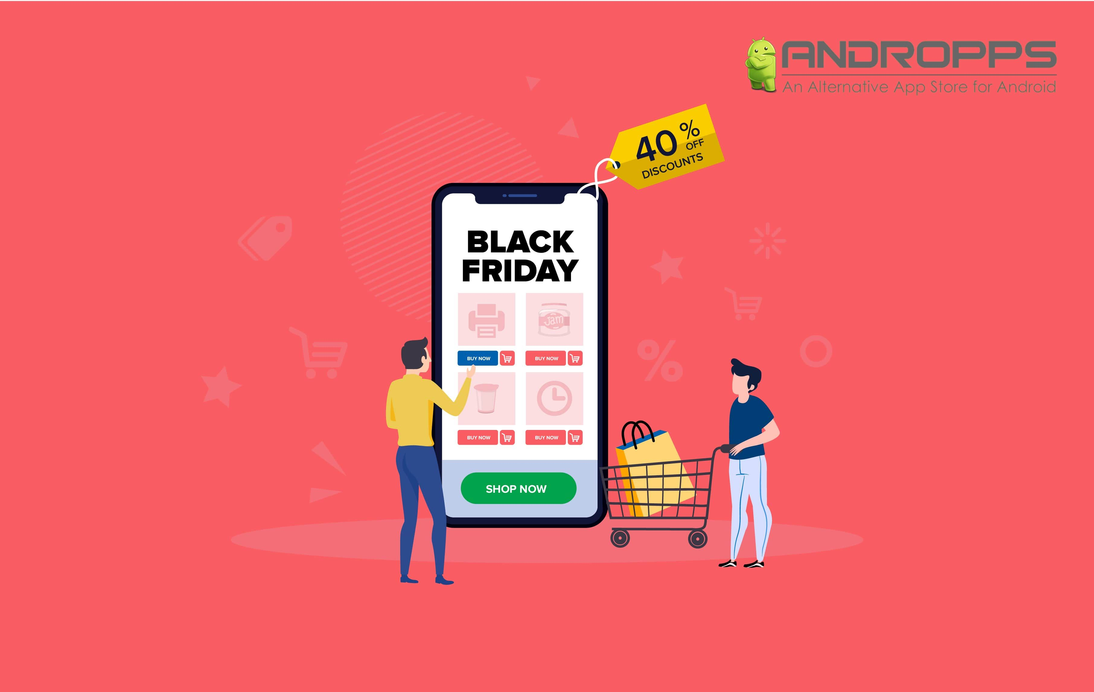 Top 5 Black Friday Apps To NOT Miss This Year [2019