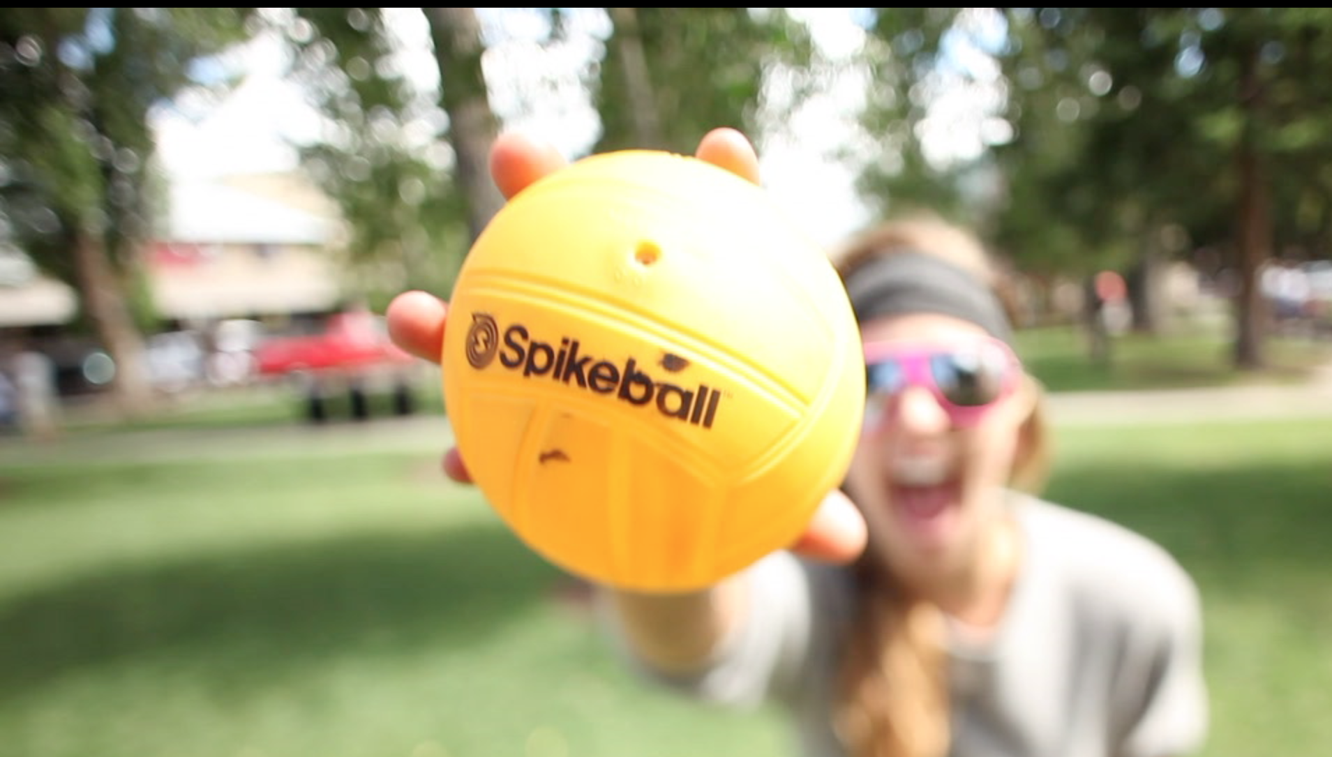 In your face Spikeball! | Spikeball | Youth group games