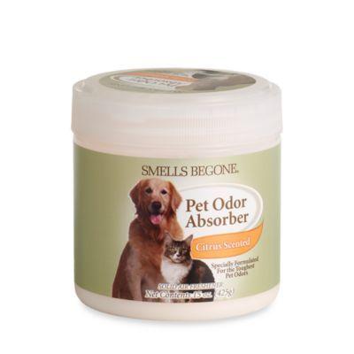 Smells Begone Pet Odor Absorber Citrus Solid Air Freshener