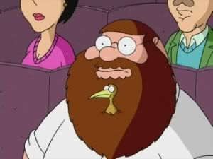 Cartoon Characters With Beards In Beard Related Topics And General Questions Forum Peter Griffin Family Guy Cartoon Characters