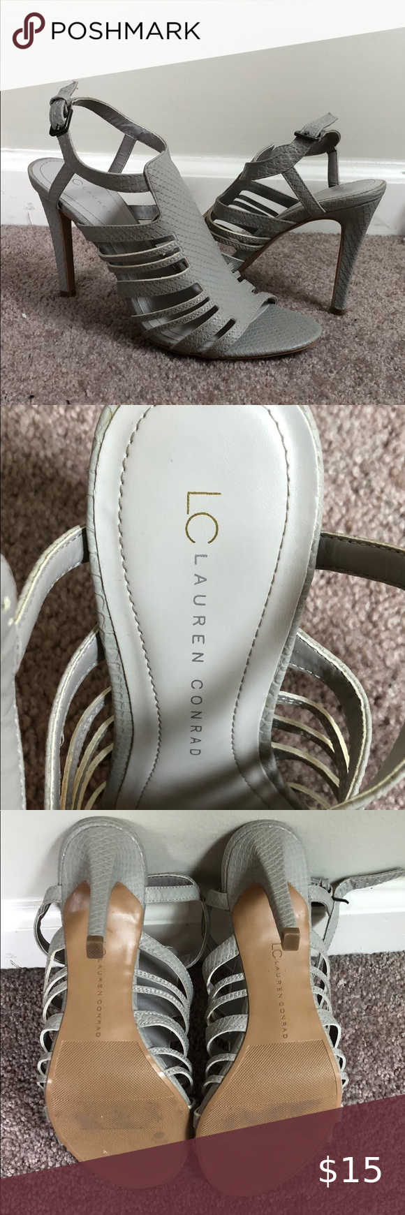 lc lauren conrad shoes Sz 6 | eBay