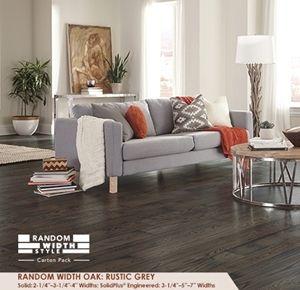Somerset Specialty Collection Red Oak Mountain Brown 2 1 4 3 1 4 4 Engineered Hardwood Floor Living Room Mixed Width Dark Somerset Hardwood Furniture Home Decor