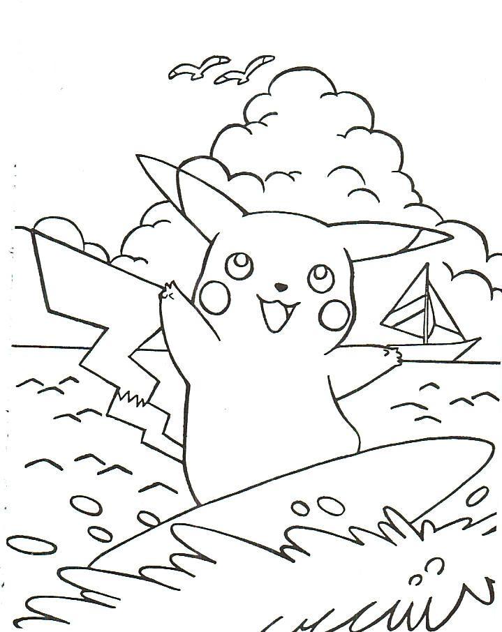 Pokemon Para Colorir Riscos Para Pintar Pinterest