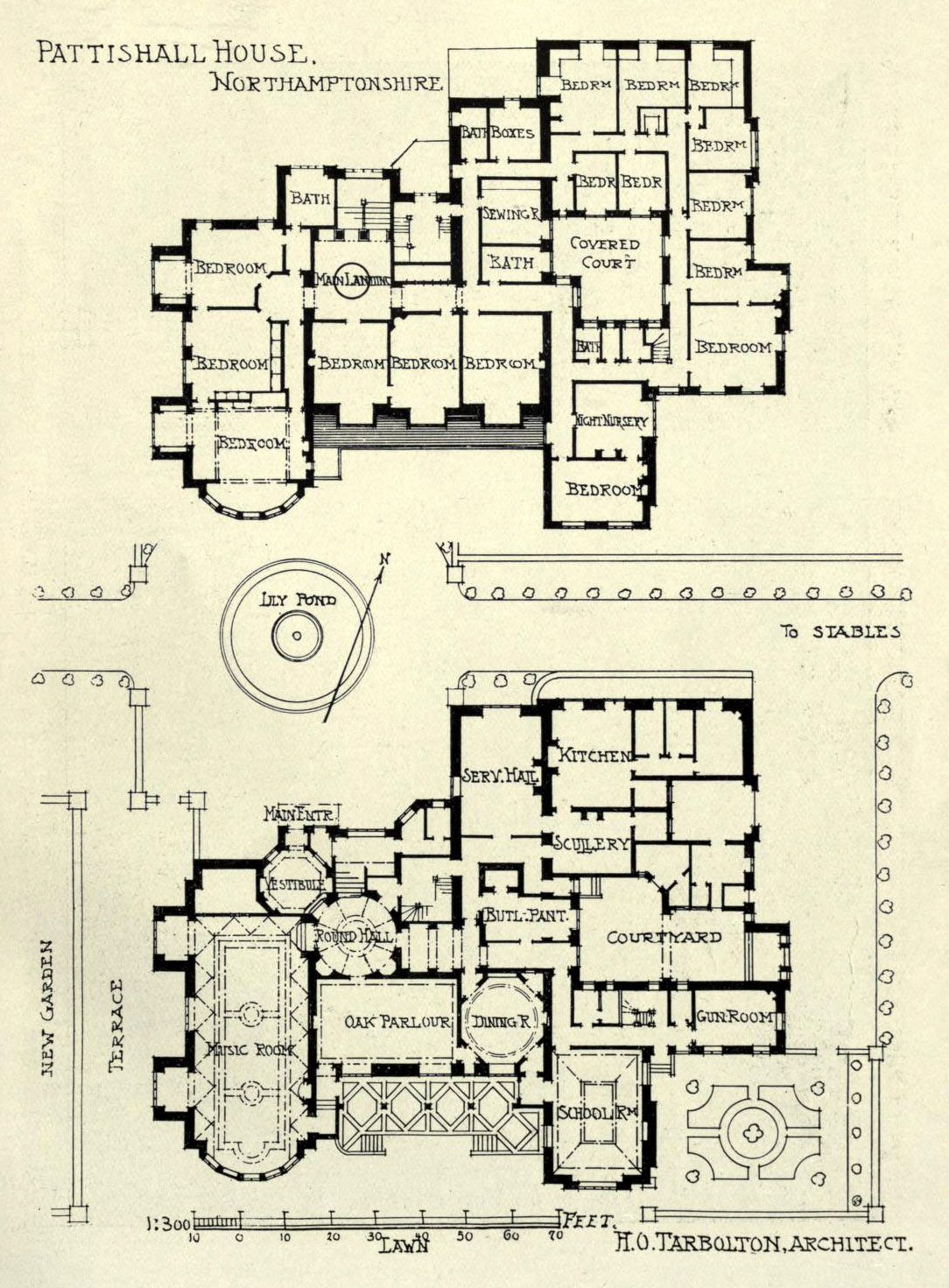 Plan Of Pattishall House Northamptonshire Just My Holiday House On The Beach Nothing Much Castle Floor Plan Mansion Floor Plan How To Plan