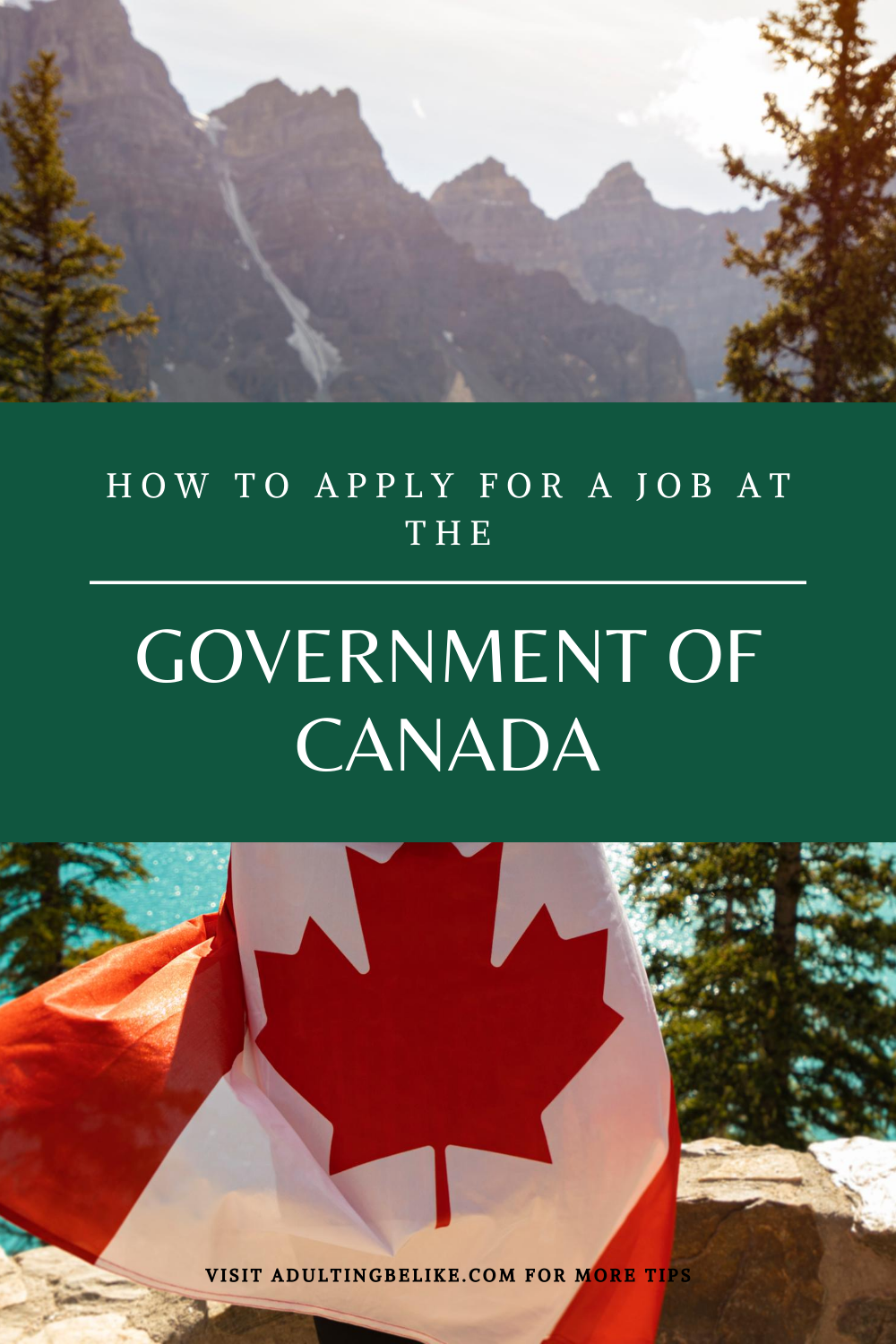 How to Apply For a Job At the Government of Canada | Public Service Jobs | Career Paths