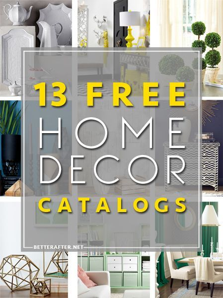 Free Home Decor Catalogs The Links Take You Directly To