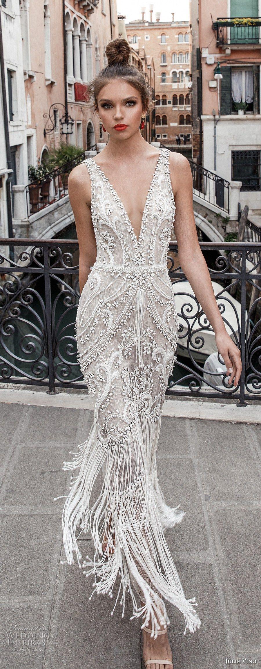 Julie vino spring wedding dresses ucveneziaud bridal collection