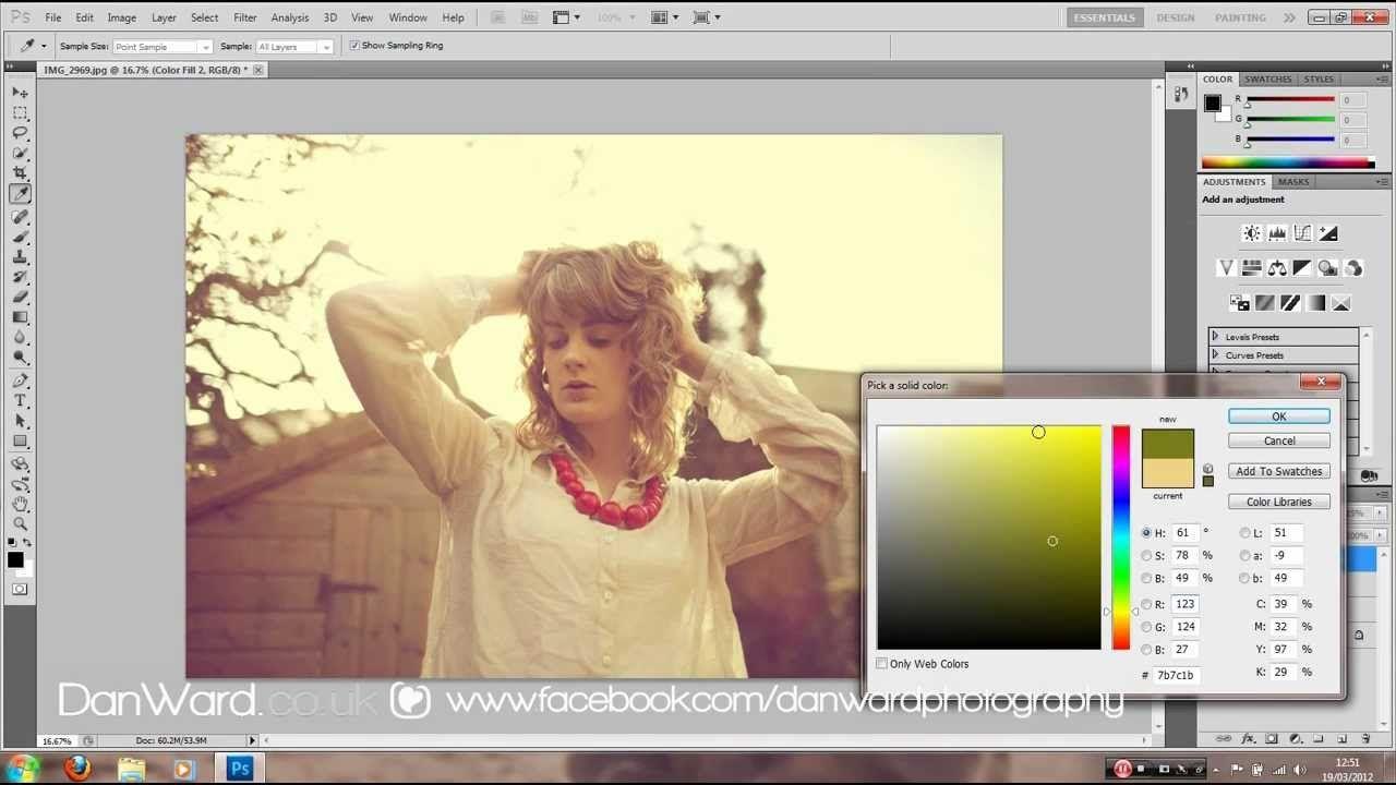 Vintage summer colouring photoshop cs5 cross processing tutorial vintage summer colouring photoshop cs5 cross processing tutorial baditri Choice Image