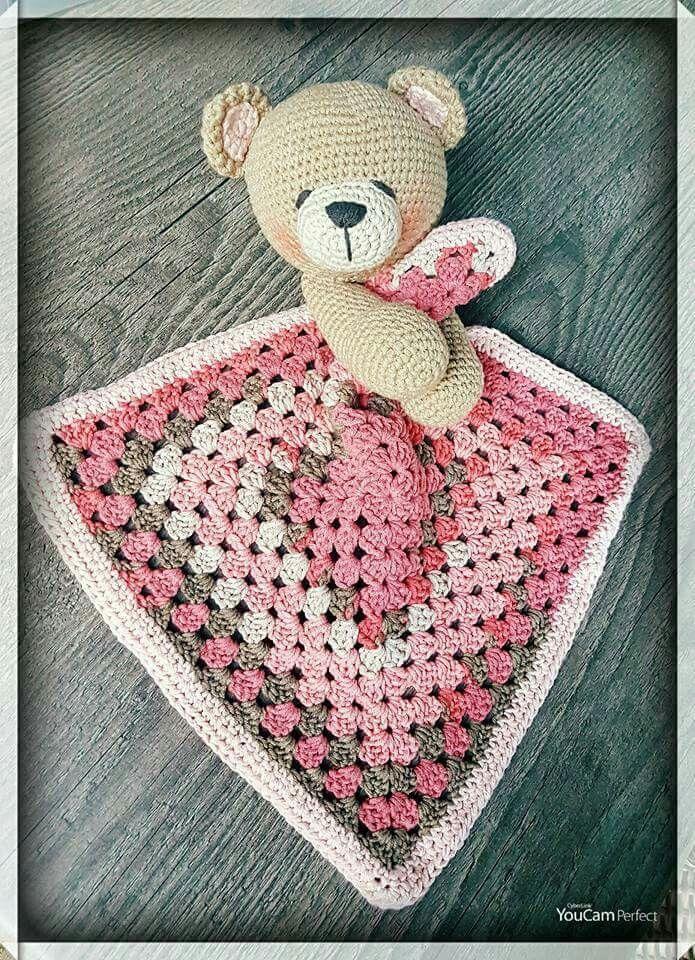 Pin de Sherri Caceres en Crochet Cozie/ Comfy/ Lovey Blanket ...