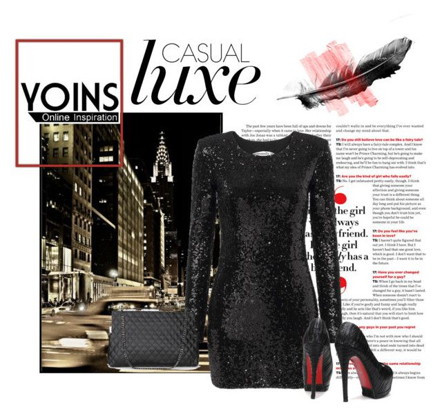 """""""Yoins"""" by fashion-all-around ❤ liked on Polyvore featuring Avenue and yoinscollection"""