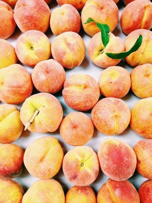 summer fruit...