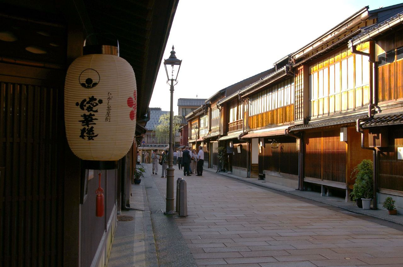 """Kanazawa, Japan: """"Kanazawa is a beautiful city that is rich in both culture and history. It has one of the best preserved samurai and geisha districts in all of Japan, as well as being home to one of Japan's best gardens in Kenroku-en"""" (cit. GaijinPot - http://gaijinpot.com/)"""