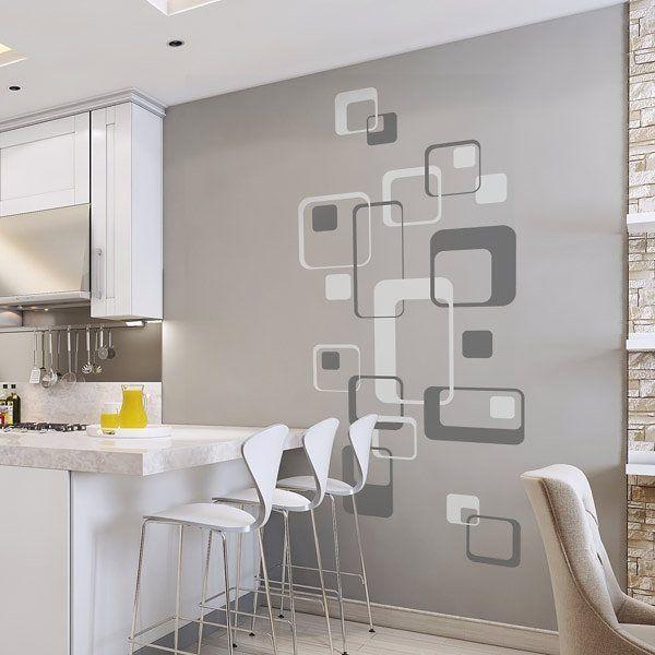 Resultado de imagen de vinilos decorativos comedor | Design ...