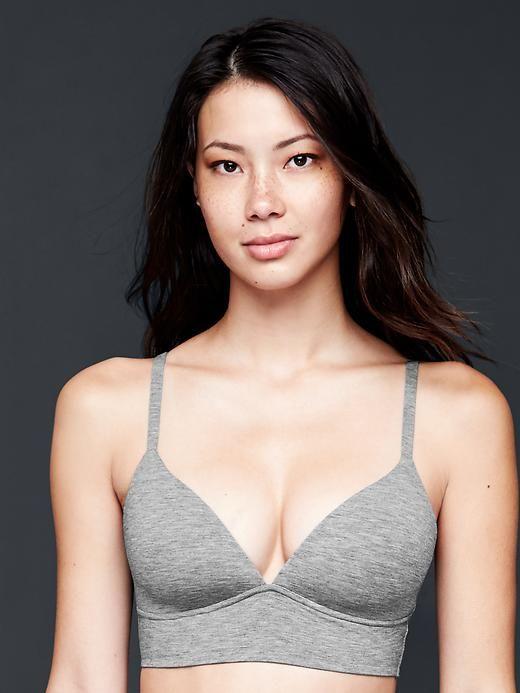 eda3b43eed Breathe wireless pullover bra