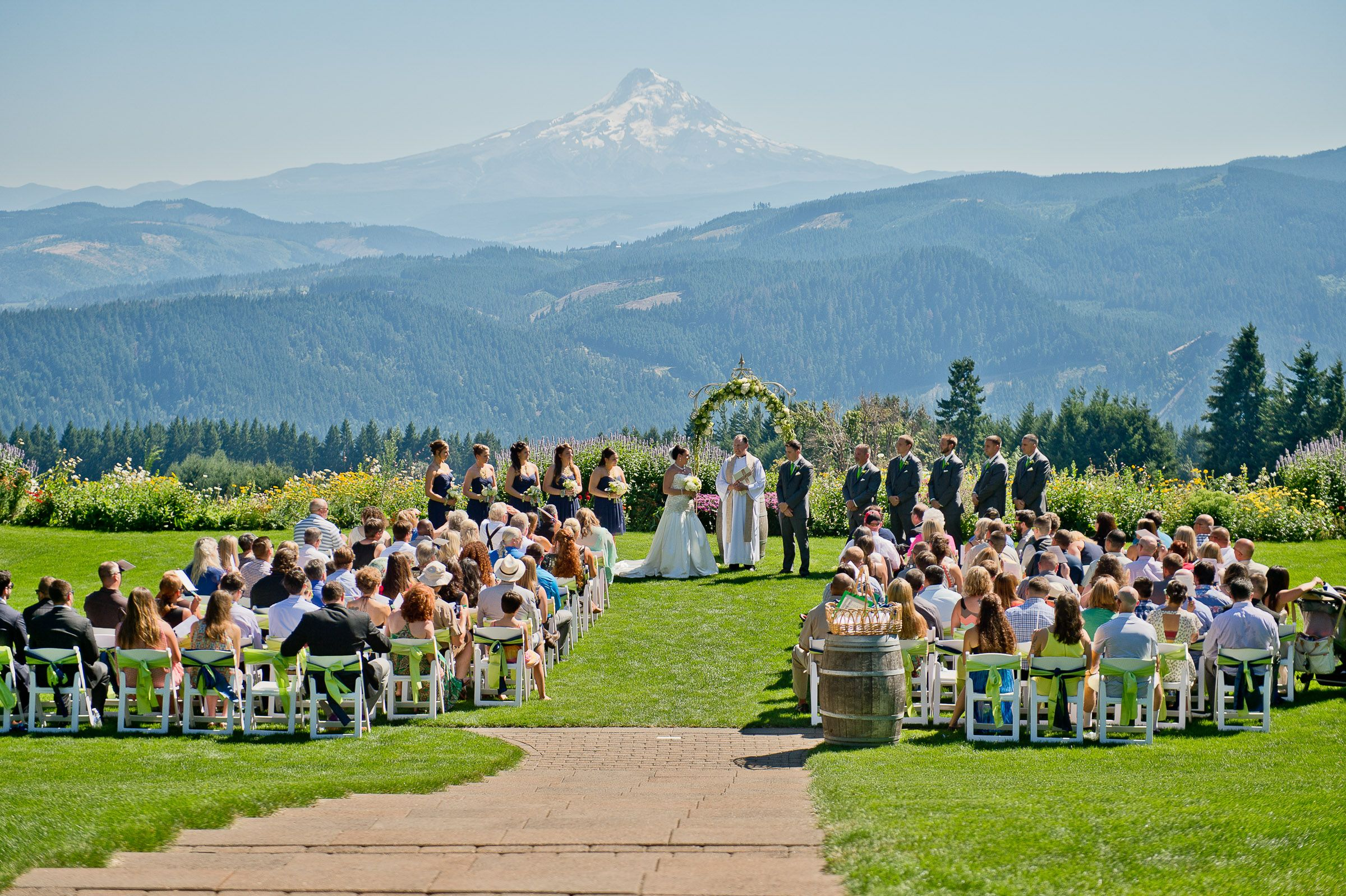 mountain view wedding venues washington